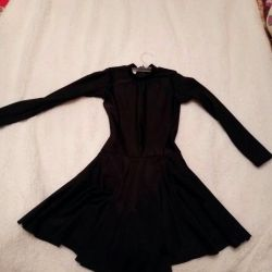 Rating dress for ballroom dancing