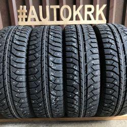 Kış lastikleri R15 195 65 Bridgestone