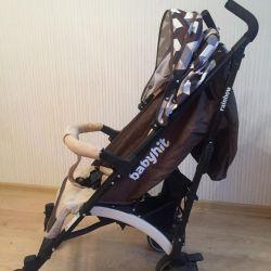 Babyhit stroller rainbow