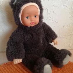 Doll bear