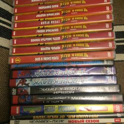 Spiderman Cartoon and Movie Collection