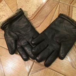 Büyük el eldivenleri