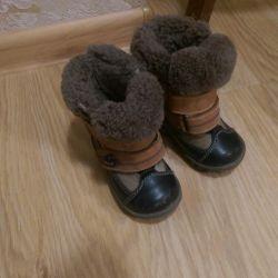 Детские зимние Сапоги зимные