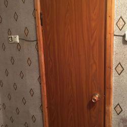 Particleboard door 60 cm wide