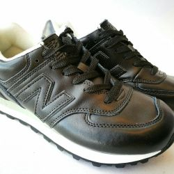 ⚽New Balance 574. Leather. Sneakers