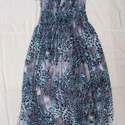 Summer dress for a girl (BASIX of America)