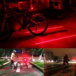 Фонарь+Лазерное Сигнальное освещение