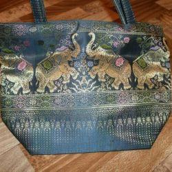 Τσάντα με ελέφαντες.
