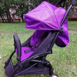 Rental purple yoya 2017