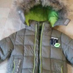Yeni kışlık ceket