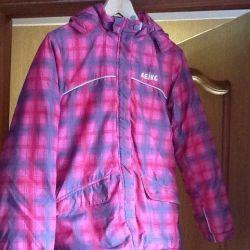 Куртка для девочки REIKE, рост 146 см.