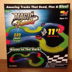 Magic Tracks 220, track 236+ 2 dead loops