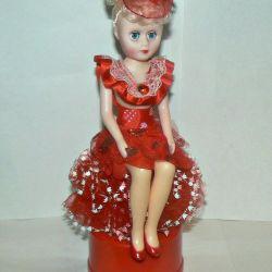 Doll muzical Baby Angel