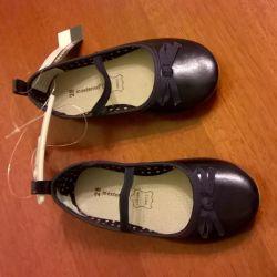 New ballet shoes, 28, blue
