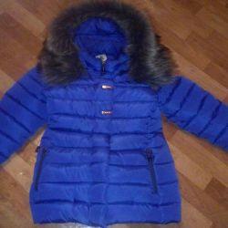 Jachetă de iarnă caldă