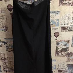 Long classic skirt