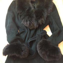 Coat Arctic Fox
