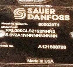 Υδραυλική αντλία Danfoss 80002971