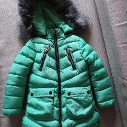 Kız ceket, kış