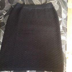 Knitted skirt 48/52