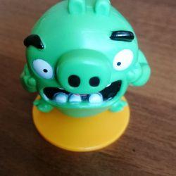 Angry Birds Pig Figurine