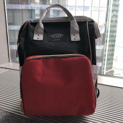 Удобный Рюкзак для Мам с гарантией 3 месяца