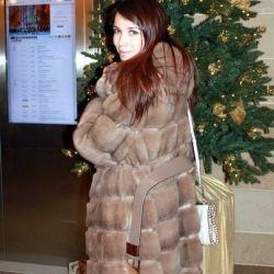 Mink coat, long p 42-44