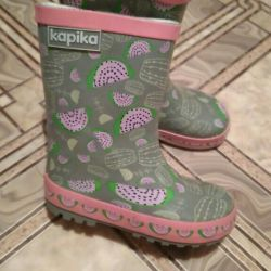 rubber boots Karika