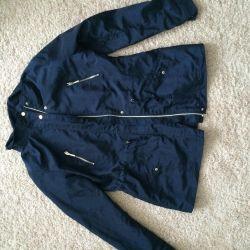 New jacket
