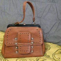 Retro bag from the 80s