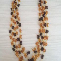 Amber margele