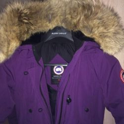 down jacket parka winter jacket Canada goose original