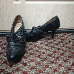 Μπότες αστράγαλο.