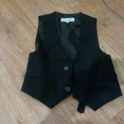 Classic vest 92cm