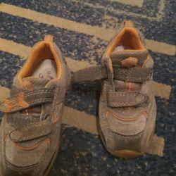 Ανδρικά πάνινα παπούτσια ορθοπεδικά