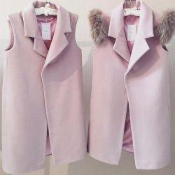 Coat of wool