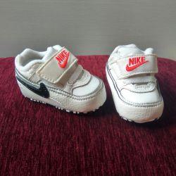 Кожа,новые Nike