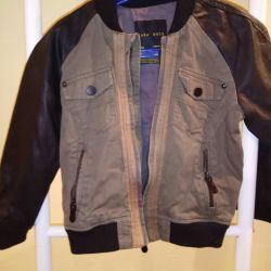 Cool jacket for a boy 2-4 years old