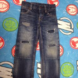 Jeans for 3 years