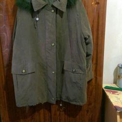 Jacket spring p54