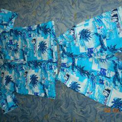 Beach suit