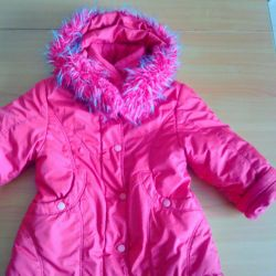 Sentetik kışlık ceket
