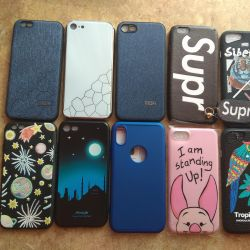 Many cases from iPhones (exchange)