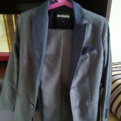 Pantolon ve ceket 128cm