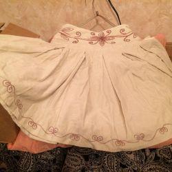 Skirt sunshine original velvet