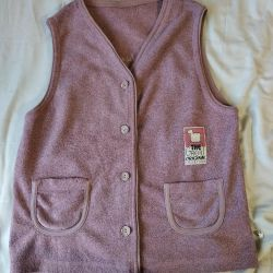 Is free. Women's vest.