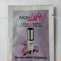 Serum Maxi lift (sampler)