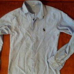 Men's shirt 48 size