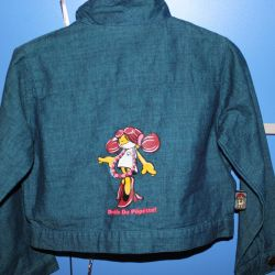 new denim jacket DDP Indonesia