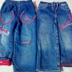 JEANS SPRING-AUTUMN